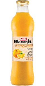DİMES Moments Squeezed Orange