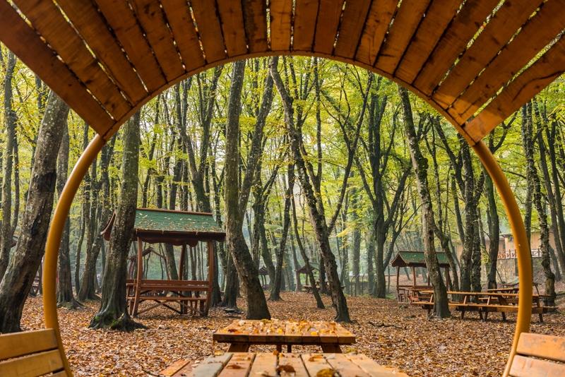 DİMES GO Karışık Rotası – Çilingöz Tabiat Parkı - Yalıköy – Belgrad Ormanı – Kilyos