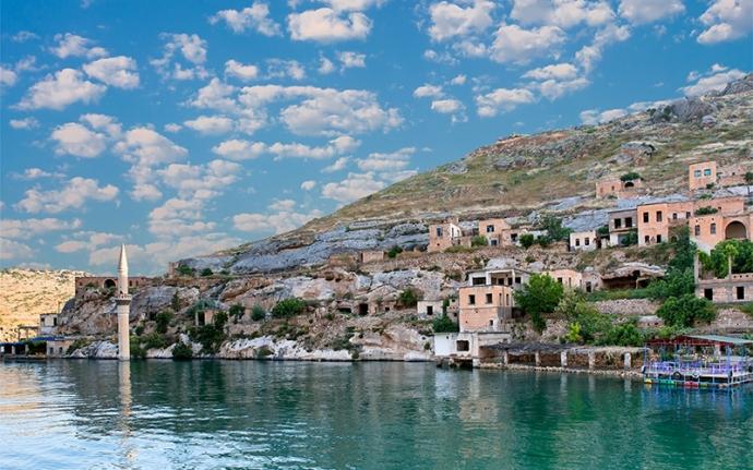 DİMES GO Şeftali Rotası - Gaziantep - Rumkale - Halfeti - Şanlıurfa - Göbeklitepe