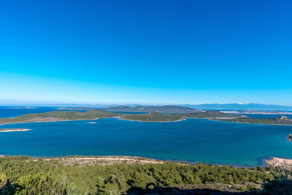 DİMES GO Vişne Rotası - Kaz Dağı - Ayvalık - Cunda Adası - İzmir
