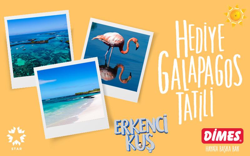 Galapagos Tatili Kazananı