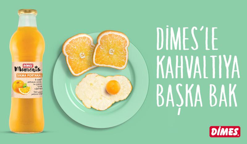 Annelerin en Güvendiği İçecek Markası DİMES'ten Anneler Günü'nde Kahvaltı Önerileri