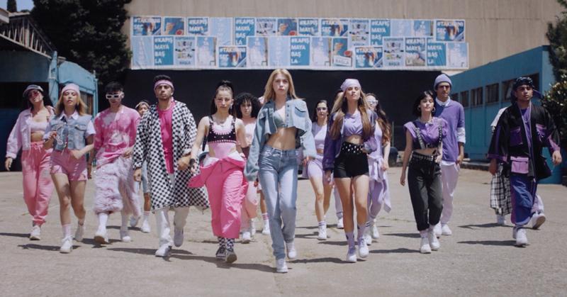 DİMES'in Yeni Reklam Kampanyasında Aleyna Tilki Ve Ünlü Sosyal Medya Fenomenleri Bir Arada