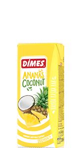 DİMES Ananas - Coconut İçeceği