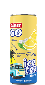 DİMES GO Ice Tea Limon