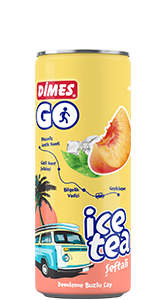 DİMES GO Ice Tea Şeftali