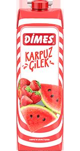 DİMES Karpuz - Çilek İçeceği