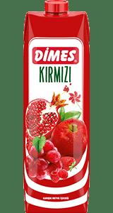 DİMES Kırmızı Karışık Meyve İçeceği