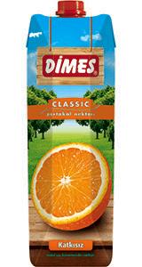 DİMES Klasik Portakal Nektarı