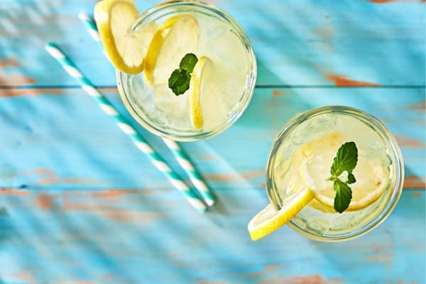 DİMES Şekersiz Limonata