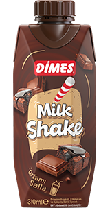 DİMES Milkshake Brownie & Çikolatalı