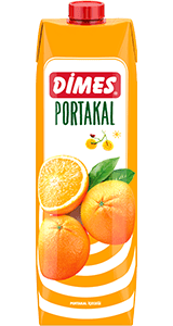DİMES Portakal İçeceği
