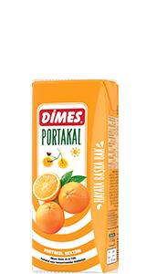 DİMES Portakal Nektarı