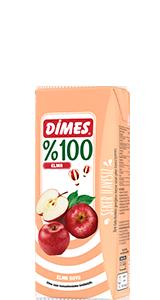 DİMES %100 Elma Suyu