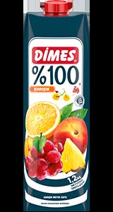 DİMES %100 Karışık Meyveler