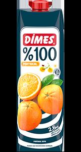 DİMES %100 Portakal Suyu