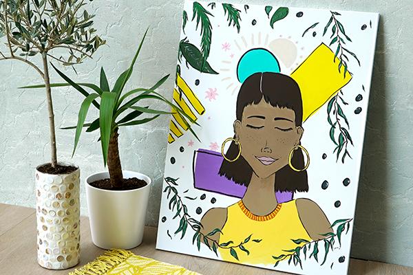 DİMES Smoothie Ananas - Muz - Coconut