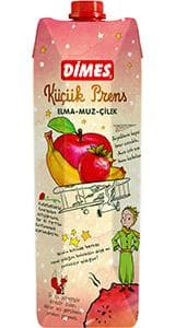 Küçük Prens Elma-Muz-Çilek