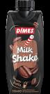 DİMES Milkshake Çilekli & Beyaz Çikolatalı